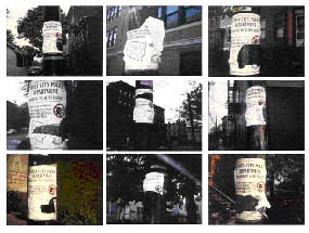 examples of sign destruction