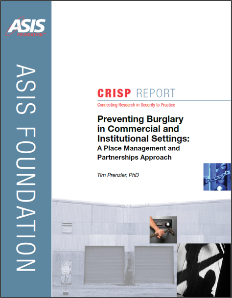 CRISP reports: Connecting Research in Security to Practice